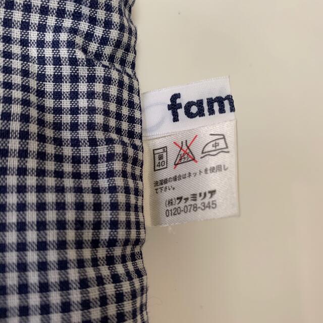 familiar(ファミリア)のファミリア レッスンバッグ キッズ/ベビー/マタニティのこども用バッグ(レッスンバッグ)の商品写真