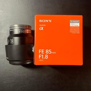 SONY - 送料無料 SONY SEL85F18 85mm F1.8