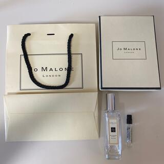 ジョーマローン(Jo Malone)の ジョーマロン ブラックベリー&ベイ 香水30ml箱•袋付(香水(女性用))