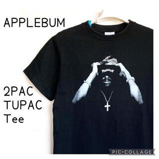 アップルバム(APPLEBUM)のAPPLEBUM TUPAC Design Tシャツ アップルバム 2PAC(Tシャツ/カットソー(半袖/袖なし))