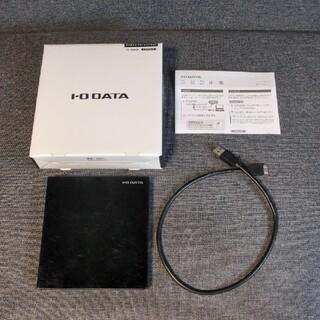 アイオーデータ(IODATA)のI-O DATA ポータブルBDドライブ ブラック EX-BD03K(PC周辺機器)