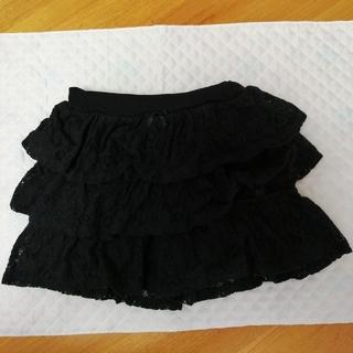 ニシマツヤ(西松屋)の子供服 キュロットスカート 西松屋 140cm(スカート)