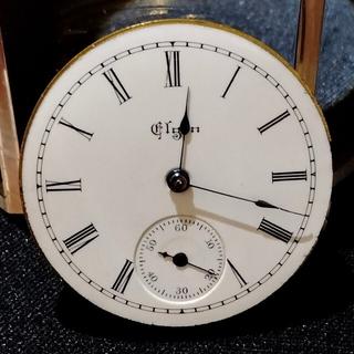 懐中時計ムーブメント(腕時計(アナログ))