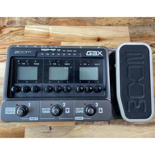 ズーム(Zoom)のZOOM G3X(エフェクター)
