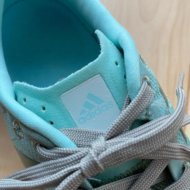 adidas(アディダス)のadidas アディダス adizero シューズ レディース グリーン ブルー レディースの靴/シューズ(スニーカー)の商品写真