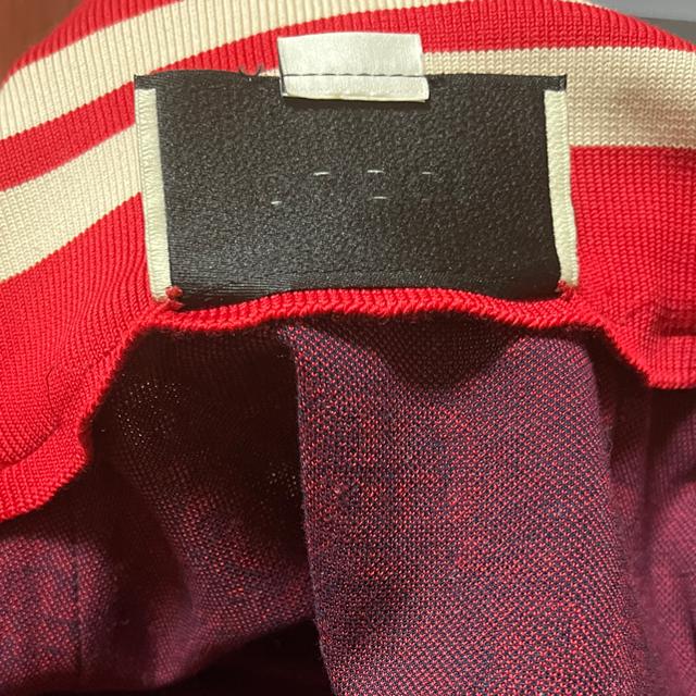 Gucci(グッチ)のGUCCI(グッチ)18AW GGテクニカルジャージー ジャケット メンズのトップス(ジャージ)の商品写真