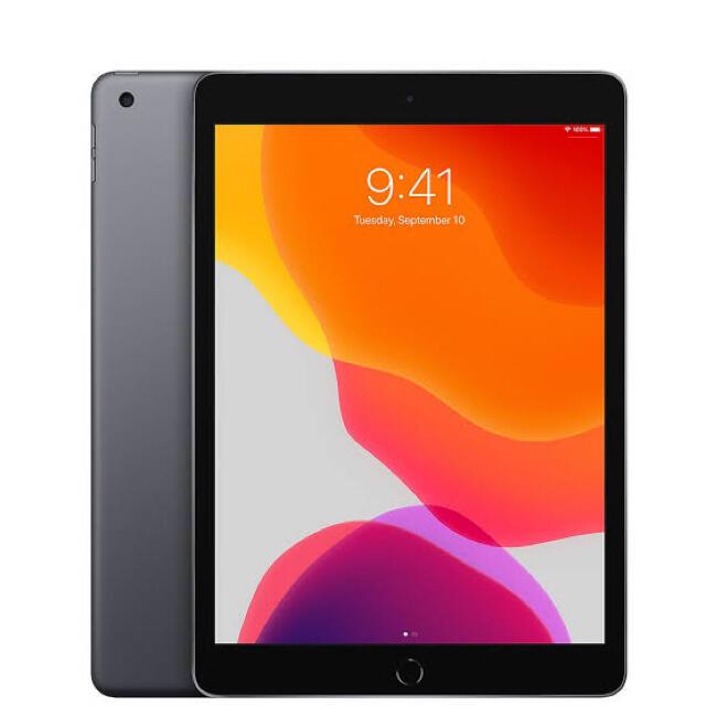 iPad(アイパッド)のiPad Wi-Fiモデル 32GB スペースグレー 第7世代 スマホ/家電/カメラのPC/タブレット(タブレット)の商品写真