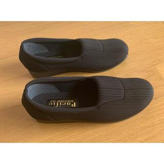 オーシャンパシフィック(OCEAN PACIFIC)のPacific 黒(ブラック) シューズ 靴(スリッポン/モカシン)