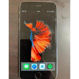 Apple - iPhone 6s Silver 64 GB SIMフリ-  中古品