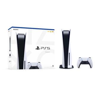 プレイステーション(PlayStation)の【新品未開封】PS5 本体 ディスクドライブ搭載(家庭用ゲーム機本体)