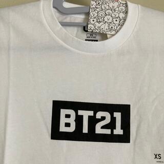 ユニクロ(UNIQLO)のBTS UT Tシャツ(アイドルグッズ)