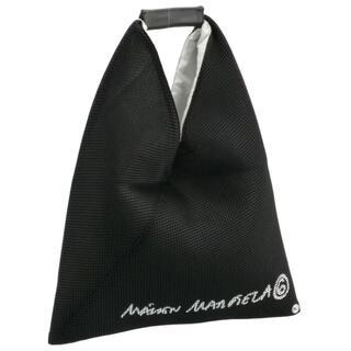 エムエムシックス(MM6)のエムエム6 メゾンマルジェラ ロゴ トートバッグ ブラック 新品未使用(トートバッグ)