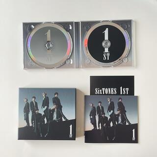Johnny's - SixTONES アルバム 1ST 原石盤 特典付き