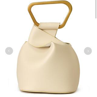 ミラオーウェン(Mila Owen)のミラオーウェン メタルミニバック 完売品(ハンドバッグ)