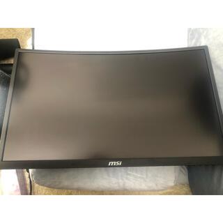 MSI Optix G24C4 ゲーミングモ二ター(ディスプレイ)