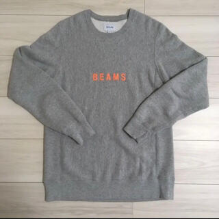 BEAMS - BEAMS ロゴスウェット