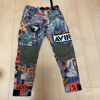 AVIREX - AVIREXパンツ☆ミリタリー、ヒューストン、アルファ、ワイルドシングス