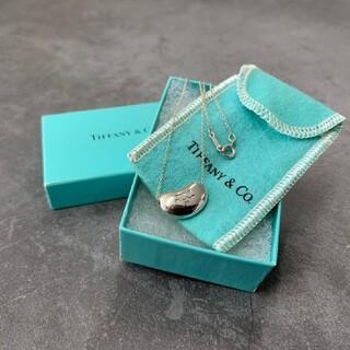 Tiffany & Co. - 美品 Tiffany ティファニー ネックレス ビーン ペンダント S925