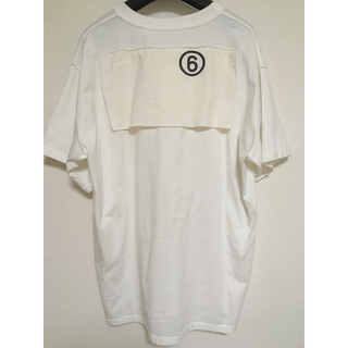 エムエムシックス(MM6)のMM6 ナンバーTシャツ ゼッケンTシャツ(Tシャツ(半袖/袖なし))