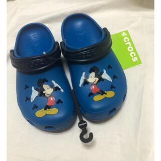 ディズニー(Disney)のクロックス ミッキーマウス サイズ23cm(サンダル)