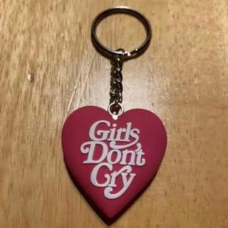 ジーディーシー(GDC)の新品未使用 GDC Girls don't cry ガルドン キーホルダー(キーホルダー)