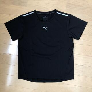 PUMA - プーマ  半袖Tシャツ 140 ブラック