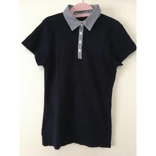 ムジルシリョウヒン(MUJI (無印良品))の【無印良品】ポロシャツ(ポロシャツ)