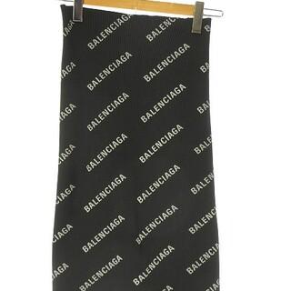 バレンシアガ(Balenciaga)のバレンシアガ  BALENCIAGA   巻きスカート (ロングスカート)