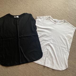 マイストラーダ(Mystrada)のマイストラーダ  ノースリTシャツ(カットソー(半袖/袖なし))