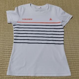 le coq sportif - LE COQ SPORTIF レディース Tシャツ M