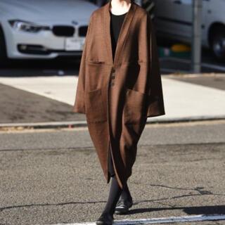 Yohji Yamamoto - ka na ta 20AW 10yearscoat brown