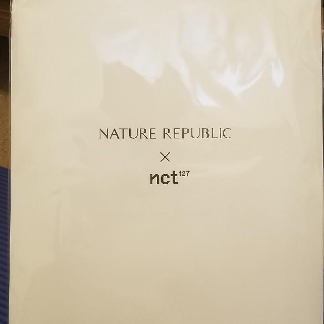 NATURE REPUBLIC(ネイチャーリパブリック)のnct127 ネイチャーリパブリック 写真集 エンタメ/ホビーのタレントグッズ(アイドルグッズ)の商品写真