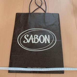 サボン(SABON)のSABON ショップ袋(ショップ袋)