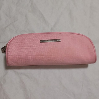 BURBERRY - バーバリー ペンケース 眼鏡ケース ポーチ ピンク USED