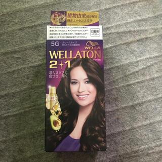 ウエラ(WELLA)のウエラトーン ツープラスワン クリームヘアカラーa 5G(白髪染め)