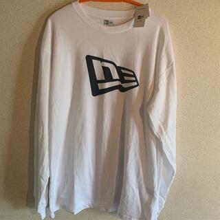 ニューエラー(NEW ERA)のNEW ERA ロングTシャツ(Tシャツ/カットソー(七分/長袖))