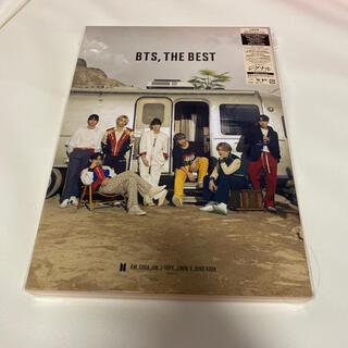 BTS 防弾少年団 アルバム THE BEST FC限定