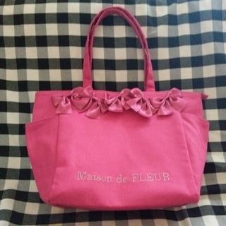 Maison de FLEUR - Sale♡ 新品 Maison de Fleur トートバッグ A4可