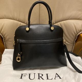 Furla - FURLA フルラ パイパー 黒 M