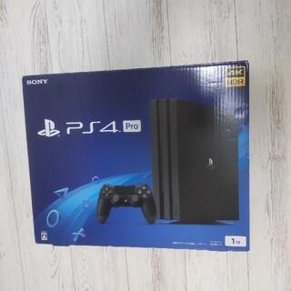 ソニー(SONY)のSONY PS4 Pro 本体 CUH-7100BB01(家庭用ゲーム機本体)