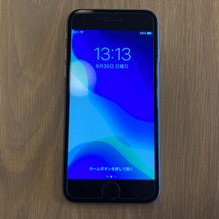 iPhone - iPhone 6s Space Gray 64 GB SIMフリー iOS13