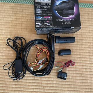 ユピテル(Yupiteru)のユピテル ドラレコ SN-TW80d 電圧監視機能付電源ユニット VMU01(車内アクセサリ)
