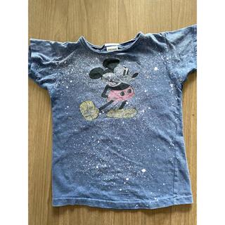 デニムダンガリー(DENIM DUNGAREE)のデニムアンドダンガリー mickeyTシャツ(Tシャツ/カットソー)
