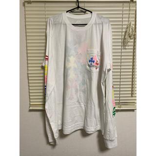 クロムハーツ(Chrome Hearts)の新作 クロムハーツ マルチカラー  ロンT(Tシャツ/カットソー(七分/長袖))