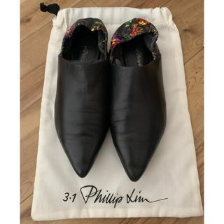 スリーワンフィリップリム(3.1 Phillip Lim)の3.1フィリップリムシューズ(スリッポン/モカシン)