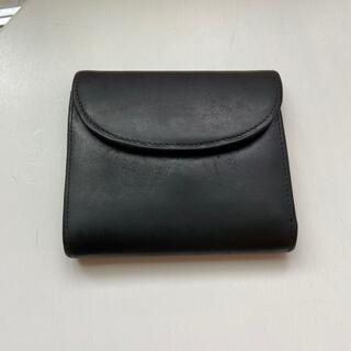 ホワイトハウスコックス(WHITEHOUSE COX)のsettler 三つ折り財布(折り財布)