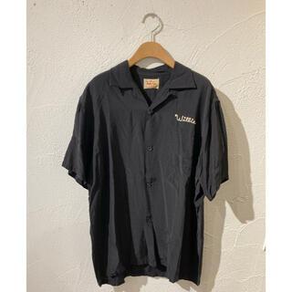 トウヨウエンタープライズ(東洋エンタープライズ)のSTYLE EYES チェーン刺繍ボーリング開襟シャツ(シャツ)
