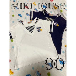 mikihouse - ミキハウス セーラー 90cm