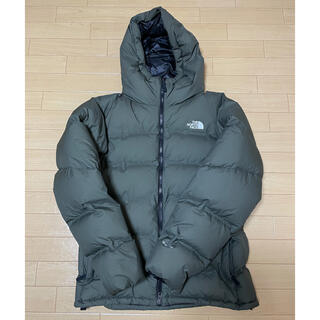 THE NORTH FACE - THE NORTH FACE ビレイヤーパーカ ニュートープ L ダウン