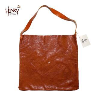 HENRY BEGUELIN - 希少 美品 HENRY CUIR✨アンリークイール 京都限定ワンショルダーバッグ